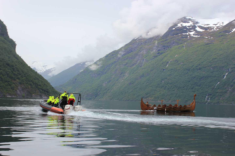 Båttur Geiranger: En opplevelse for livet