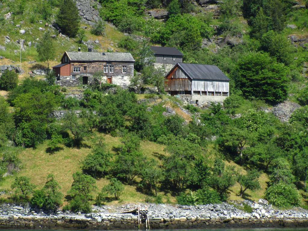 Båt til Skageflå